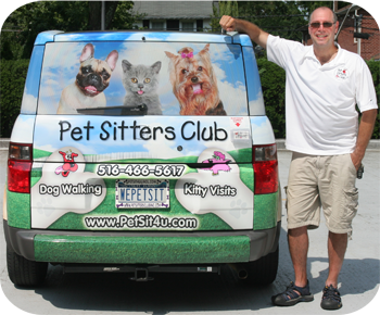 NY Pet Sitters, Dog Walkers